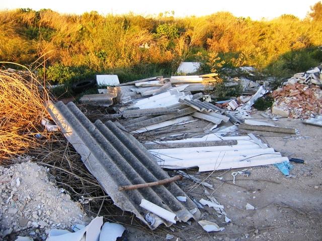 Rimozione rifiuti amianto Torino